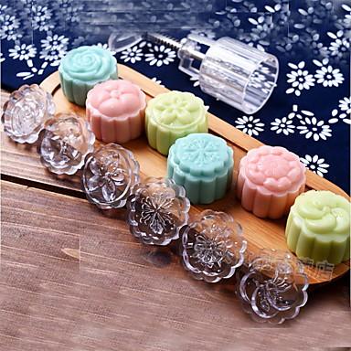 Kristallkuchen formt runden Schokoladenkuchenplätzchen für Tortenbackenwerkzeug 3d