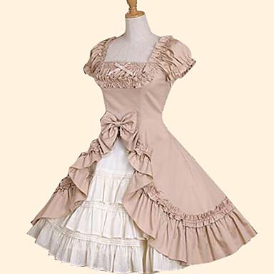 Princess Sweet Lolita Skirt Women\'s Girls\' Cotton Japanese ...