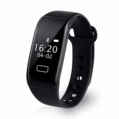 Pulseira inteligente para iOS / Android Monitor de Batimento Cardíaco / Calorias Queimadas / Suspensão Longa / Pedômetros / Esportivo Monitor de Atividade / Monitor de Sono / Lembrete sedentária
