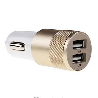 Bil Lader USB-lader Universal 2 USB-porter 2.1 A til
