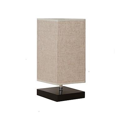 Traditionaalinen/klassinen Silmäsuoja Pöytälamppu Käyttötarkoitus Puu/bambu 110-120V 220-240V