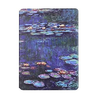 Etui Käyttötarkoitus Apple iPad 4/3/2 Korttikotelo Origami Suojakuori Scenery Kova PU-nahka varten iPad 4/3/2 Apple