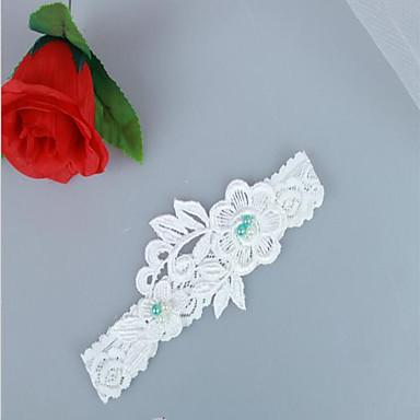 polyester bryllup strømpebukse med bryllup tilbehør klassisk elegant stil