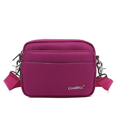 coolbell 7 tuuman vedenkestävä kevyt vapaa laukku yhdellä olkahihna naisille CB-3002