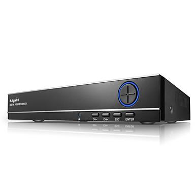 sannce® 4CH 720p multi-modus inngangs ecloud hdmi 1080p / VGA / BNC CCTV system dvr