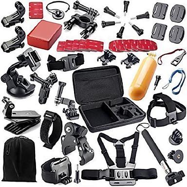 ملحق عدة الكل في واحد إلى عن على كاميرا النشاط كل عمل الكاميرا Gopro 5 GOPRO البطل 4 اسود Gopro 4 Session Gopro 4 Silver Gopro 4 Gopro 3