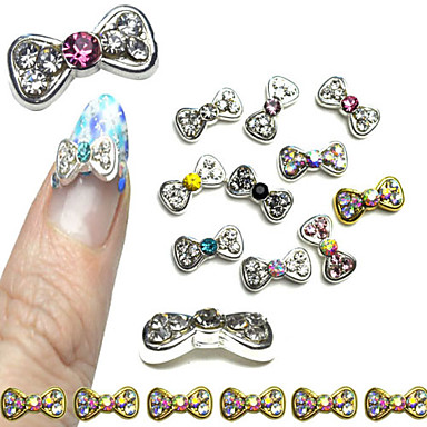 10 Nail Jewelry Classic Lovely Daily Classic Lovely High Quality