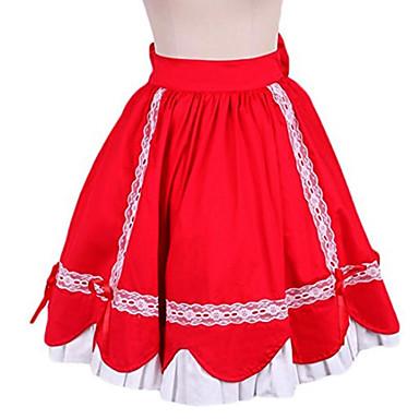 甘ロリータ プリンセス 女性用 スカート コスプレ ノースリーブ