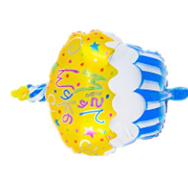 Ballons Urlaubszubehör Kreisförmig Gummi Gelb 2 bis 4 Jahre 5 bis 7 Jahre 8 bis 13 Jahre