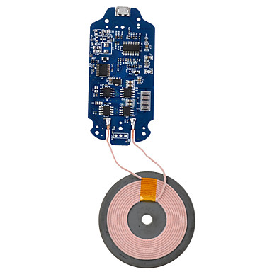 Carregador de Base Carregador USB Universal Carregador Sem Fios / Carregamento Rápido 1 A DC 5V