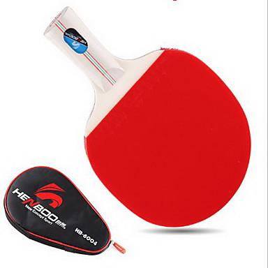 Ping Pang/卓球ラケット Ping Pang ウッド ショートハンドル にきび
