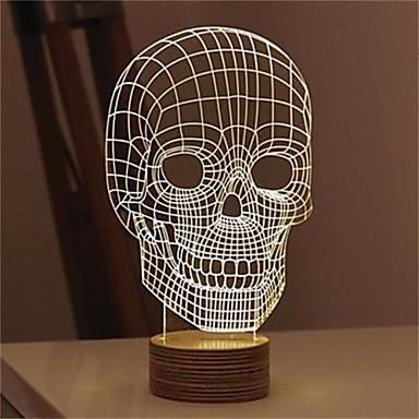 Innovador LED Lámpara de Escritorio Para Resina Blanco Cálido