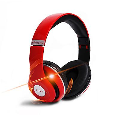 SOYTO P15 ヘッドホン(ヘッドバンド型)Forメディアプレーヤー/タブレット / 携帯電話 / コンピュータWithマイク付き / ボリュームコントロール / FMラジオ / スポーツ / ノイズキャンセ / Bluetooth