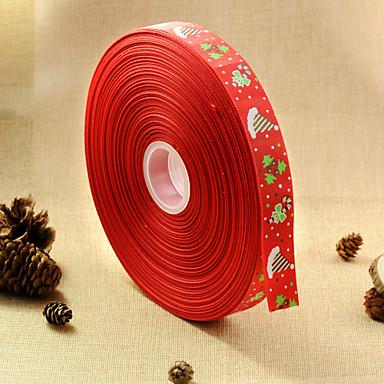 Muuta Grosgrain Polyesteri Häät Nauhat - 1 Kukin / Set Grosgrain Ribbon Decorate favor holder Decorate gift box