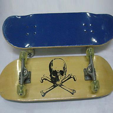 スタンダードスケートボード イエロー ブルー フォレストグリーン レッド/ホワイト