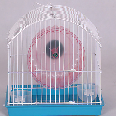 ネズミ かご ピンク