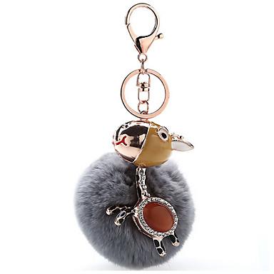 Key Chain 球体 馬 Key Chain メタル