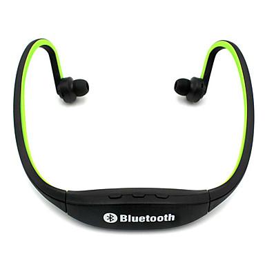 ZKS9 耳の中 ワイヤレス ヘッドホン 平衡アーマチュア プラスチック スポーツ&フィットネス イヤホン ボリュームコントロール付き マイク付き ノイズアイソレーション ヘッドセット