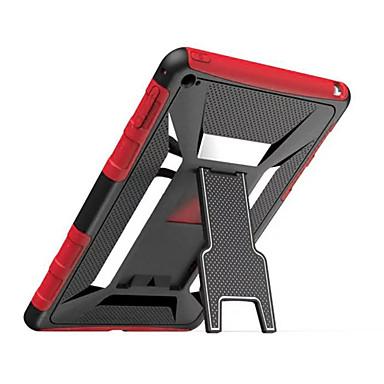 のために スタンド付き ケース バックカバー ケース ソリッドカラー ハード PC のために Apple iPad Pro 12.9''