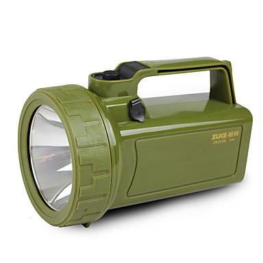 LED taskulamput Käsivalaisimet LED 160 Lumenia 3 Tila Cree XR-E Q5 Litium-paristo Hätä High Power Himmennettävissä