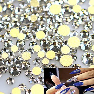 1pack Nagel-Kunst-Dekoration Strassperlen Make-up kosmetische Nagelkunst Design