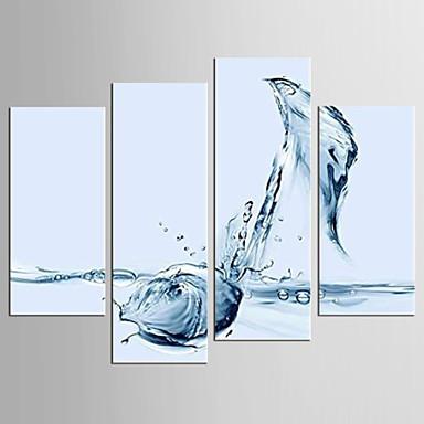 Abstrakt Klassisch Modern,Vier Panele Leinwand jede Form Druck Wand Dekoration For Haus Dekoration