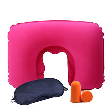 Utazópárna U alakú Pihenő mert U alakú PihenőSzürke Rózsa Kék Rózsaszín