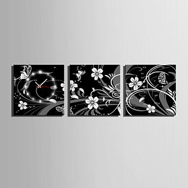 Moderno/Contemporâneo Tela de pintura Quadrada Interior,AA
