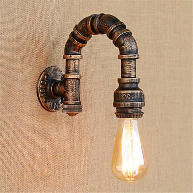 Rústico / Campestre Lámparas de pared Metal Luz de pared 110-120V / 220-240V 40 W / E27