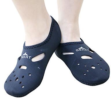Wassersport Schuhe Tauchen und Schnorcheln Schwimmen Surfen Nylon Rot Schwarz