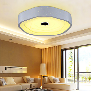 Ecolight™ 플러쉬 마운트 엠비언트 라이트 - LED, 모던 / 콘템포라리, 110-120V 220-240V 전구 포함