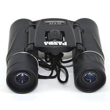 abordables Monoculaires, Jumelles & Télescopes-PANDA 22 X 25 mm Jumelles Lentilles Haute Définition Générique Coffret de Transport Multi-traitées BAK4 Vision nocturne Caoutchouc / Chasse