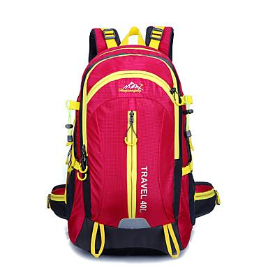 45 L Rucksack Camping & Wandern Jagd Klettern Freizeit Sport Radsport / Fahhrad Schule Reisen Feuchtigkeitsundurchlässig Wasserdicht
