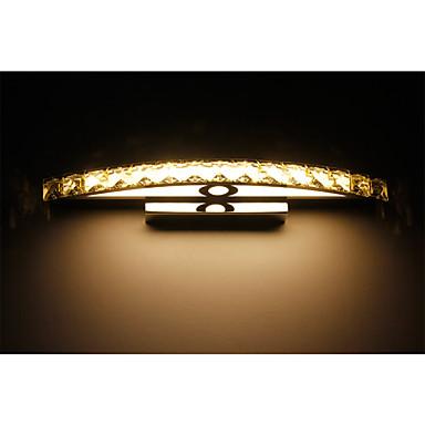 Wall Light Χωνευτό φωτιστικό οροφής 90-240 V Ενσωματωμένο LED Μοντέρνο/Σύγχρονο Χρώμιο