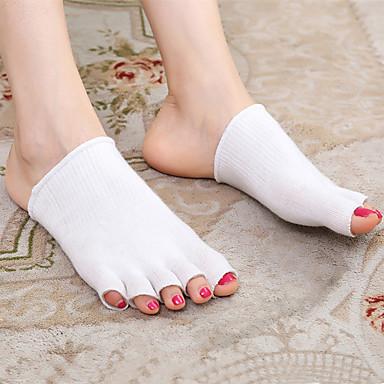 abordables Accessoires pour Chaussures-Séchage rapide Couvre-chaussures Gel Avant du Pied Toutes les Saisons Unisexe Beige