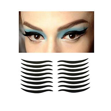 Pálpebra Fita De Pálpebra Autocolantes Acessórios para Maquiagem Maquiagem Olhos Diário Longa Duração Natural Cosmético Artigos para Banho & Tosa
