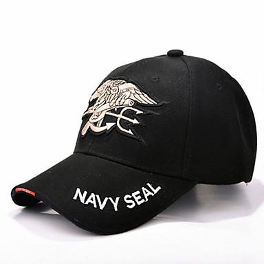 Sombreros para Caza Unisex Negro / Caqui