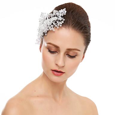 Cristal Strass Pentes de cabelo 1 Casamento Ocasião Especial Capacete