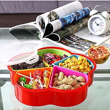1pc Racks & Holders Plastikk Lett å Bruke Kjøkkenorganisasjon