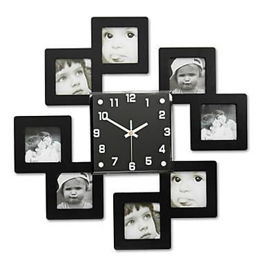 الحديثة / المعاصرة مكتب / الأعمال العائلة المدرسة / التخرج الأصدقاء ساعة الحائط,بدعة كريستال معدن 45*45 داخلي ساعة حائط