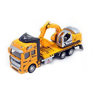 AIQILE Excavadoras Camiones y vehículos de construcción de juguete Coches de juguete Creativo Novedades Metalic El plastico Niños Chico Chica Juguet Regalo
