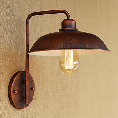 Rustikk / Hytte / Moderne / Nutidig Vegglamper Metall Vegglampe 110-120V / 220-240V 40W