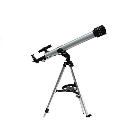 45/65/135/216/675 X 60 mm mm Telescópios Alta Definição / De Alta Potência Revestimento Múltiplo BAK4 Liga de alumínio / Telescópio Astronômico / Espaço / Astronomia