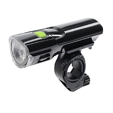 LED Lommelygter / Frontlys til sykkel LED Sykkellykter Sykling Mulighet for demping, Flere moduser AAA Batteri Camping / Vandring / Grotte Udforskning / Sykling