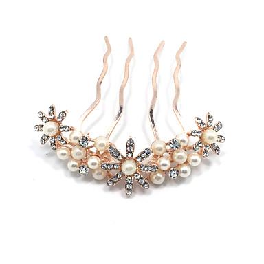 Künstliche Perle Haarkämme mit 1 Hochzeit / Besondere Anlässe Kopfschmuck