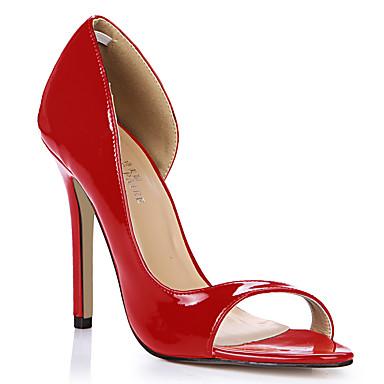 05572876 Femme Talon Polyuréthane ouvert Chaussures Aiguille Bleu Bout Sandales Confort Chair Eté Rose AqAw1x47