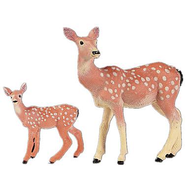 Elk Rådyr Mannekengmodeller Dyr simulering Klassisk & Tidløs Chic & Moderne polykarbonat Plast Jente Gave 1pcs