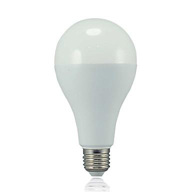 ADDVIVA 1700lm E26 / E27 Bombillas LED de Globo A80 24 Cuentas LED SMD 2835 Blanco Fresco