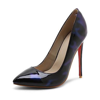 Eté à 05567339 Hiver Vert Talons 12 Evénement Automne Argent Talon amp; Femme Aiguille Chaussures Bleu10 Habillé Rouge à Similicuir Soirée Printemps X5nAw1