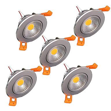 Lâmpada de Teto 1 leds LED de Alta Potência Regulável Decorativa Branco Quente Branco Frio 300-330lm 3000 6000